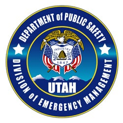 Utah Department of Public Safety seal